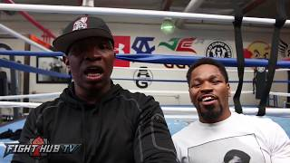 Download Shawn & Kenny Porter react to Mayweather vs McGregor Fighting in 8oz Gloves Video