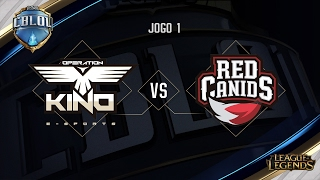 Download Kino x Red Canids (Jogo 1 - Semana 5 - Dia 2) - CBLoL 2017 Video