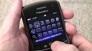 Download BlackBerry Tour 9630 for Verizon - part 1 of 2 Video