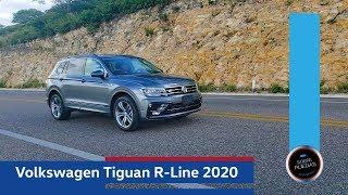 Download Tiguan R-Line 2020 - Sobre Ruedas Video