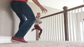Download Dad Scares 4 Year Old OVER AND OVER! Video