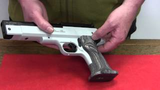 Download Luftpistole Weihrauch HW 45 Silver Star Video
