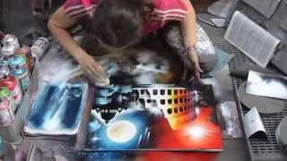 Download Spray painting Rome 2013 ! Video