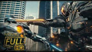 Download Pacific Rim Uprsing-Gipsy Avenger vs Obsidian Fury[First Battle][Fight Scene] Video