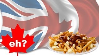 Download Top 10 Differences Between The UK & Canada Video