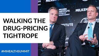 Download Walking the Drug-Pricing Tightrope: Fostering Innovation While Maintaining Affordability Video