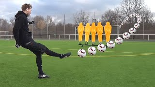 Download How To Shoot Like Calhanoglu & Pjanic | Curve Free Kick Tutorial | freekickerz Video