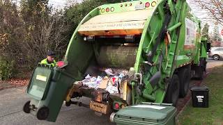 Download CCC McNeilus Rear Loader on Recycle Video