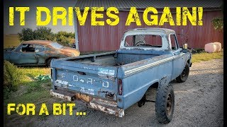 Download Abandoned F250 Revival! First Start in 26 Years - Part 7 Video
