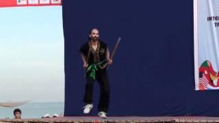 Download [武氣道] Võ Khí Đạo   Song đoản Côn pháp - Doppelkurzstock-Form Video