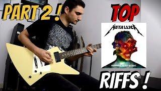Download The BEST RIFFS from ″Hardwired... To Self Destruct″ PART 2 !! New Metallica Album Video
