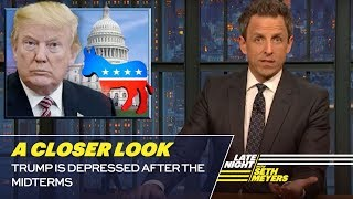 Download Trump Is Depressed After the Midterms: A Closer Look Video