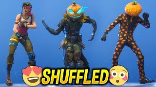 Download Fortnite Emotes BUT They Are SHUFFLED..! (Part 1) Video