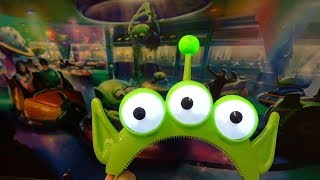Download ″Toy Story″ Alien and Slinky Dog headbands revealed for Toy Story Land at Walt Disney World Video