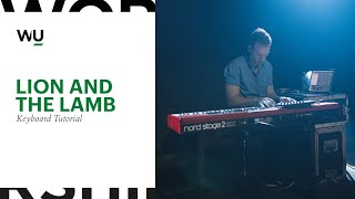 Download Lion And The Lamb – Bethel Music // Keyboard Song Tutorial Video