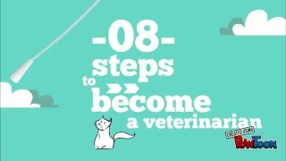 Download Steps to Become a Veterinarian Video
