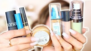 Download THE BEST DRUGSTORE FOUNDATIONS & CONCEALER | Casey Holmes Video