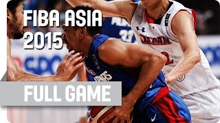 Download Japan v Philippines - Semi-Final - Full Game - 2015 FIBA Asia Championship Video