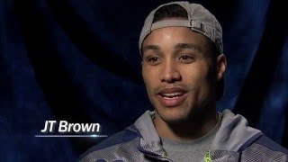 Download Lightning's J.T. Brown showing minority children that hockey is for everyone Video