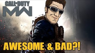 Download Why Is Call of Duty: Modern Warfare SO AWESOME?! And... BAD?! Video