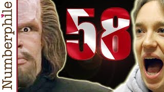 Download 58 and other Confusing Numbers - Numberphile Video