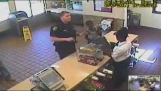 Download Police Officer's Final Act of Kindness Caught on Tape Before Dying.flv Video