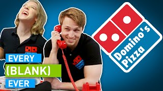 Download EVERY DOMINO'S EVER Video