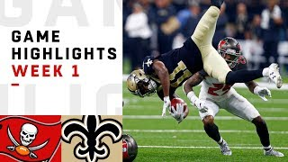 Download Buccaneers vs. Saints Week 1 Highlights | NFL 2018 Video