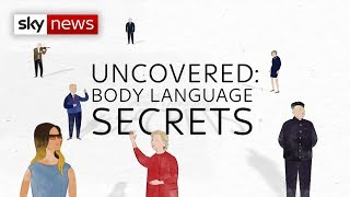 Download Uncovered: The body language secrets of the key figures of 2017 Video