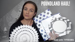 Download POUNDLAND HAUL   SEPTEMBER 2017   PARTY STATIONARY HOME   CARLY JADE DRAKE Video
