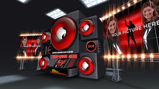 Download BixPack 15 - Intro video templates - Sound Systems Video