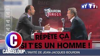 Download Edouard Philippe a.k.a. ″l'Arme Fatale″ s'en prend à Jean-Jacques Bourdin - C'est... Video