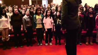 Download Give Us Hope (SATB) by the Young People's Chorus of NYC Video