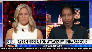 Download Ayaan Hirsi Ali talks about Linda Sarsour's ″hate″ for her as a woman Video