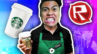 Download STARBUCKS TYCOON! FRAPPE PLEASE! | Roblox Video