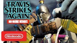 Download Travis Strikes Again: No More Heroes - Coffee & Doughnuts Trailer - Nintendo Switch Video