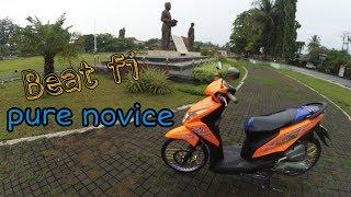Download Review modifikasi honda Beat fi esp novice pure thailook Video