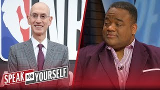 Download Player-controlled free agency is a mess Adam Silver can't fix — Whitlock | NBA | SPEAK FOR YOURSELF Video