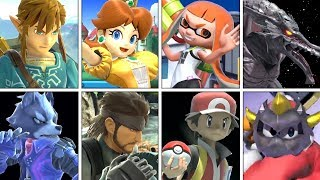 Download Super Smash Bros. Ultimate - All 68 Characters Gameplay (+ Final Smashes) Video