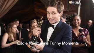 Download Eddie Redmayne Funny Moments Video