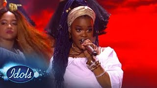 Download Top 7 Reveal: Phindy leaves it all on stage   Idols SA Season 13 Video
