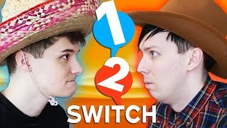 Download 1-2-Switch - DAN vs. PHIL! Video