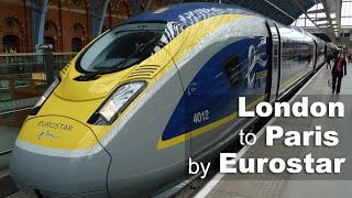Download London to Paris by Eurostar e320 Video