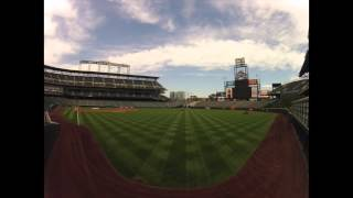 Download A Day In The Life OF The Grounds Crew Video