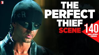 Download Scene: Dhoom:2 | The Perfect Thief | Hrithik Roshan | Abhishek Bachchan | Uday Chopra Video