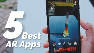 Download iOS 11: Top 5 Best AR Apps! (Augmented Reality) Video