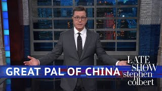 Download Trump Wants The U.S. To 'Be Cool' About China Video