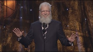 Download David Letterman Inducts Pearl Jam into the Rock & Roll Hall of Fame Video