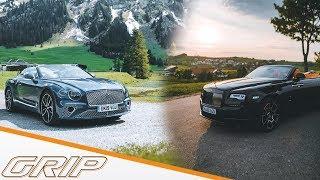 Download Bentley VS Rolls Royce I GRIP Video