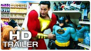 Download SHAZAM Trailer #3 Official (NEW 2019) Superhero Movie HD Video